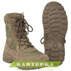 Ботинки Mil-tags fg на шнурках и молнии