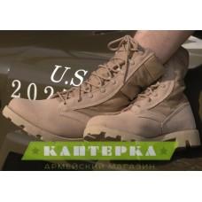 Ботинки пустынные speed lace цвет хаки США