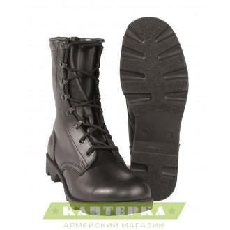 Ботинки тактические speed lace кожаные США
