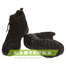 Тактические ботинки Squad 5 дюймов цвет черный