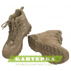 Тактические ботинки Squad 5 дюймов цвет coyote