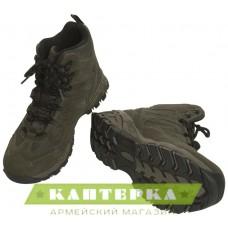 Тактические ботинки Squad 5 дюймов цвет олива