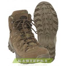 Тактические ботинки Squad 5 дюймов камуфляж multicam