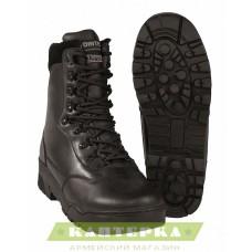Тактические ботинки кожа