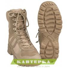 Треккинговые ботинки Patrol цвет coyote