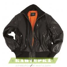 Куртка летная Бундесвер черная