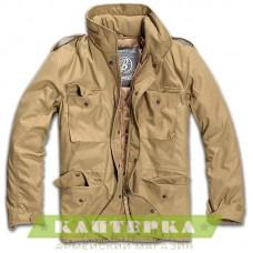 Куртка М65 Standart цвет camel