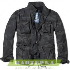 Куртка М65 Giant камуфляж dark camo