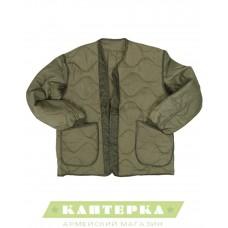 Подстёжка-куртка  для куртки М65 олива
