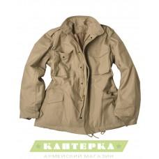 Полевая куртка M65 США Teesar камуфляж хаки