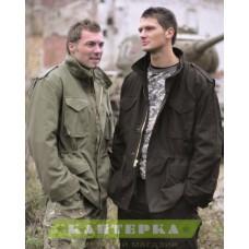 Полевая куртка M65 США Teesar олива