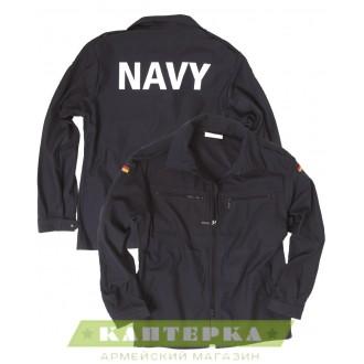 Китель морской Бундесвер темно-синий Navy