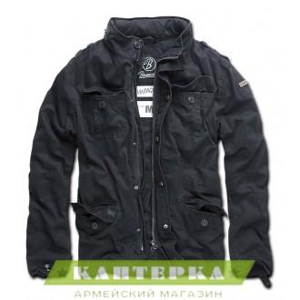 Куртка Britania цвет черный