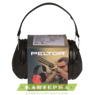 Наушники Peltor Bull's eye i черные