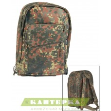 Рюкзак Day Pack Pes flecktarn 25 л
